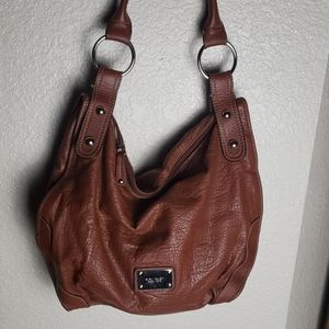 Nine West brown purse, shoulder bag